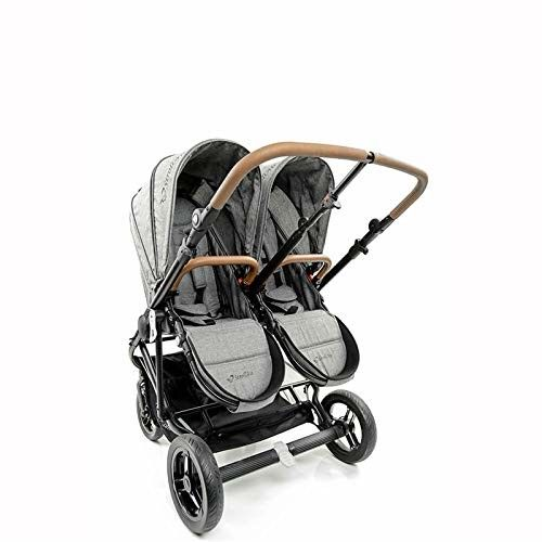 StrollAir Twin Way The Best Twin Stroller/Double Stroller Side by Side