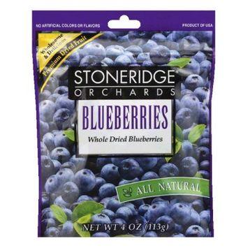 Stoneridge Orchards Whole Dried Blueberries - 4 oz