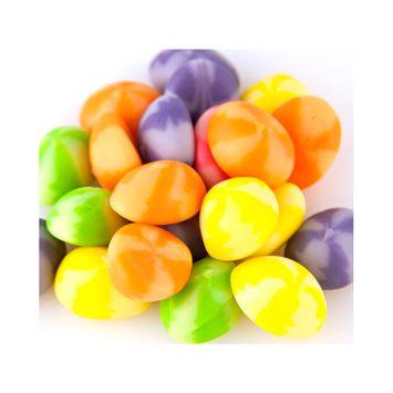 Gummi Easter Eggs Fruit Flavors bulk gummy Easter Candy 1 pound