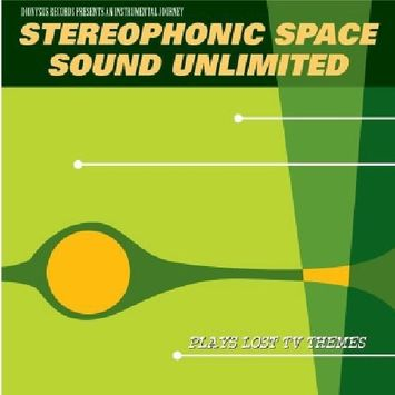 Dionysus Records [Stereophonic Space Sound Unlimited] Plays Lost TV Themes Brand New DVD