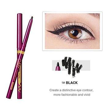 Hunputa Beauty Women Waterproof Eyeliner Liquid Eye Liner Gel Pen Pencil Quick-Dry Makeup Cosmetic