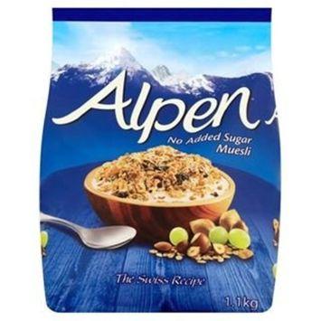 Alpen No Added Sugar 1.1KG