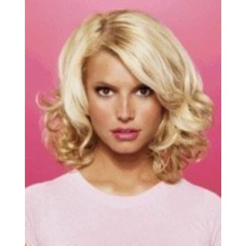 Jessica Simpson & Ken Paves HairDo 15