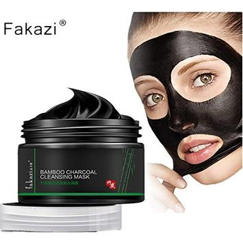 Kinghard 120g Black Mud Deep Cleansing Pilaten Blackhead Remover Purifying Peel Face Mask