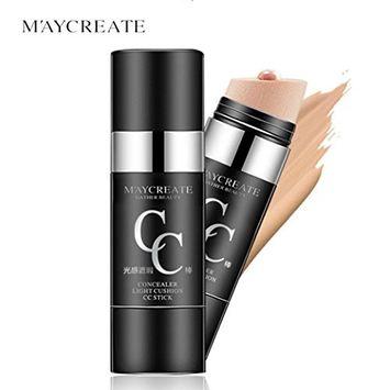 Concealer,lotus.flower Natrual Face Eye Concealer Women Full Coverage Cream Concealing Foundation Concealer Makeup Silky Smooth