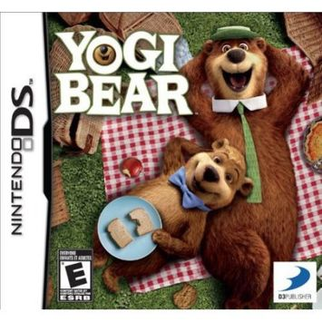 D3P 32023 Yogi Bear: The Movie Nintendo Ds