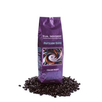 De Luna Coffee International De Luna Coffee's Hurricane Blend