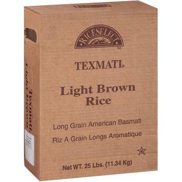 Rice Select™ Texmati® Light Brown Long Grain American Basmati Rice