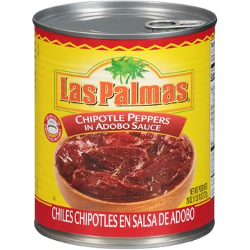 Las Palmas® Chipotle Peppers in Adobo Sauce