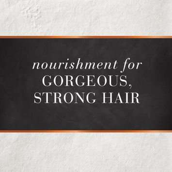 Clairol Hair Food Infused with Blackberry & Anjou Pear Fragrance Strength Shampoo