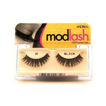 Andrea Mod Lashes Style 26 Black (Case of 6)