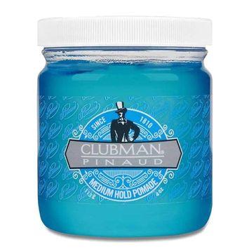 Barber For Men Clubman Pinaud Pomade Medium Hold 4oz - BB-66286
