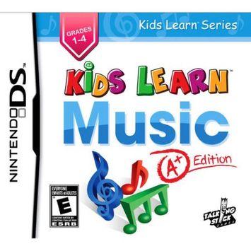Hal Leonard Generic Kids Learn Music: A+ Edition - Nintendo DS