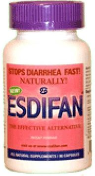 Regal Supplements Esdifan - Take Your Life Back from Chronic Diarrhea, 90 Capsules