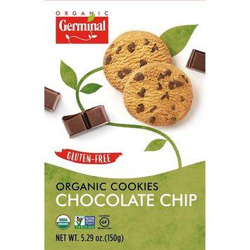 ORGANIC, GLUTEN FREE, CHOCOLATE CHIP COOKIES