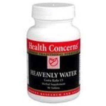 Health Concerns - Heavenly Water - Gotu Kola 15 Herbal Supplement - 90 Tablets