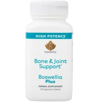 Boswellia Plus Sport Joint Support (60 Tablets) by Savesta Lifescience Inc at the Vitamin Shoppe