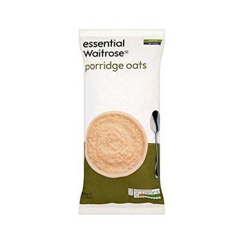 essential Waitrose Porridge Oats 500g