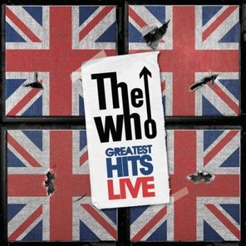 Who Greatest Hits Live