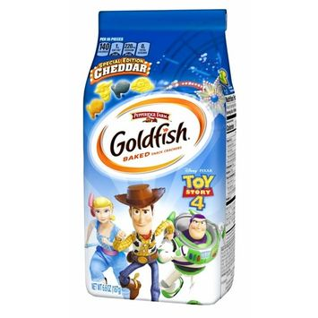 Toy Story 4 Limited Edition Goldfish Crackers