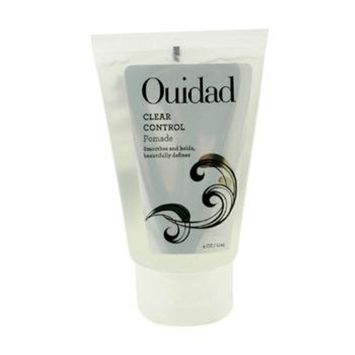 Ouidad by Ouidad Ouidad Clear Control Pomade for Unisex, 4 Fl Oz