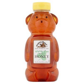 Virginia Brand 100% Pure Honey, 24 oz