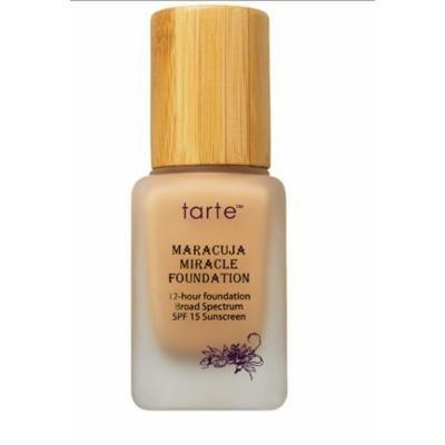 Tarte Maracuja Miracle Foundation 12-Hour Broad Spectrum SPF 15 Beige 1 oz