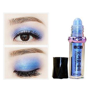 Smoky Eyeshadow,vmree Multi-purpose Glitter Eyeshadow Powder Lips Powder Eye Shadow Cosmetics