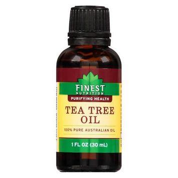 Finest Nutrition Tea Tree Oil