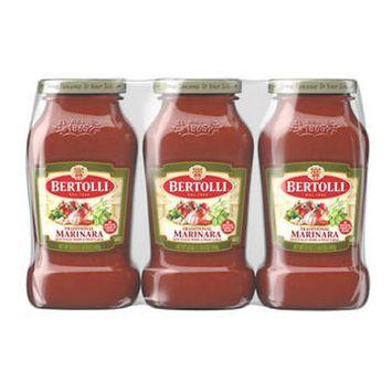 Bertolli Traditional Marinara Sauce, 3 pk./24 oz.