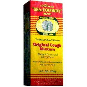 African Sea-Coconut Brand Original Cough Mixture