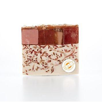 Moku Pua Artisan Glycerin Soap, Hawaiian Sandalwood, 4.5oz