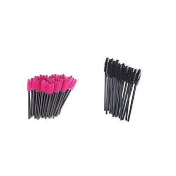Shintop Disposable Eyelash Eye Lash Makeup Brush Mascara Wands Applicator Makeup Kits