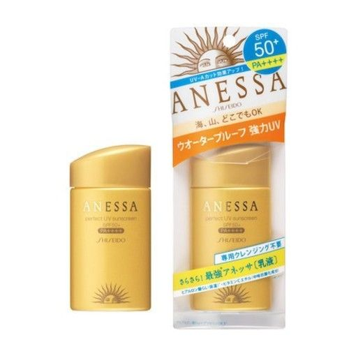 Shiseido Anessa Perfect UV Sunscreen EX SPF 50+ PA++++ 60ml