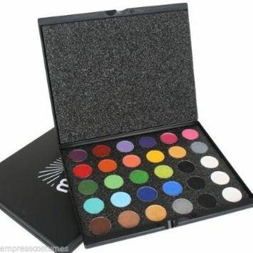 Mehron 30 Color Paradise AQ Pro Face Paint Palette