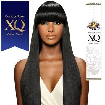 SHAKE-N-GO XQ CUTICLE REMY YAKY HUMAN HAIR WEAVE 20