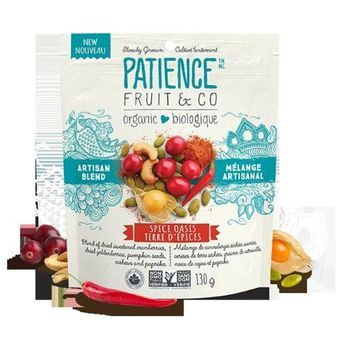 Patience Fruit 292354 4.6 oz Spice Blend Oasis Dried Fruit Pack of 8