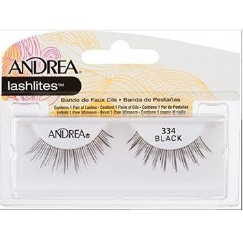 Andrea Lashlites Eyelashes, # 334