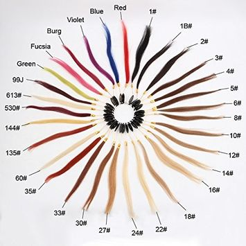 ABH Amazing Beauty Human Hair Color Ring 31 Colors