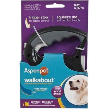 Aspen Pet Walkabout Cord Lg