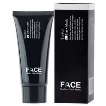 FACEAPEEL Blackhead Remover, Acne Treatment, Tearing Style Deep Cleansing Purifying Peel off the Black Head,black Mud Face Facial Mask 50ml