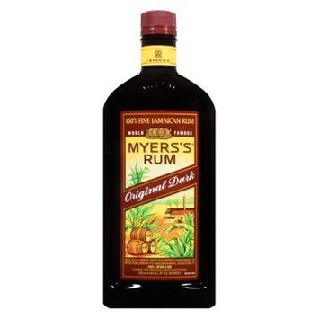 Myers's Dark Jamaican Rum - 750ml Bottle