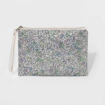 Estee & Lilly Women's Sequin Wristlet