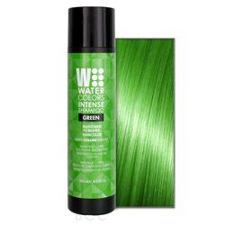 Tressa Watercolors Intense Color Shampoo Green
