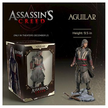 Ubi Soft Assassin's Creed Movie - Aguilar Figurine