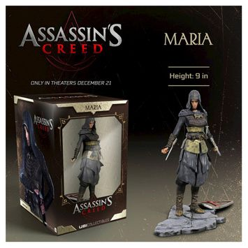 Ubi Soft Assassin's Creed Movie - Maria Figurine