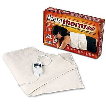 Chattanooga Theratherm Digital Moist Heating Pad, Shoulder/Neck (23