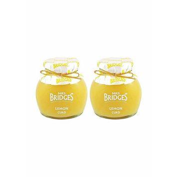 Mrs Bridges Lemon Curd, 12 Ounce (2 Pack)
