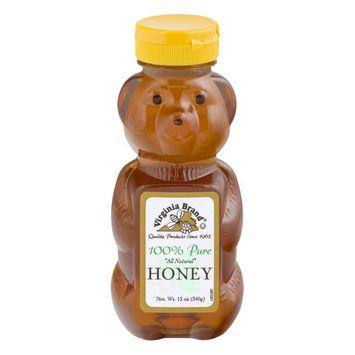 (12 Pack) Virginia Brand Pure Honey, 12 Oz ($0.24/Oz)