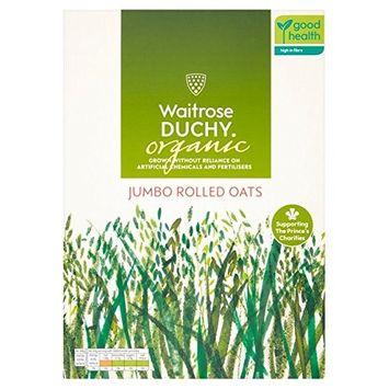 Waitrose Duchy Organic Jumbo Rolled Oats 1kg
